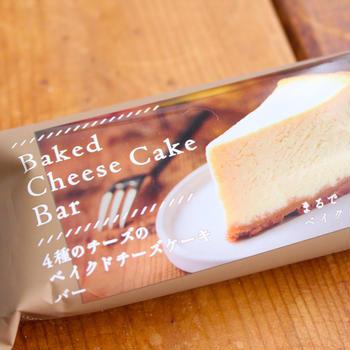 シャトレーゼのベイクドチーズケーキを食べてるみたいなアイス♡