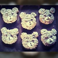 【グルテンフリー/ラクトスフリー】テッドクッキー