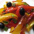 焼きパプリカのタパス風サラダ*美味しいゴハンが出来るまで。。