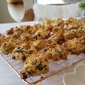 チョコチップとコーンフレークのクッキー♥レシピ