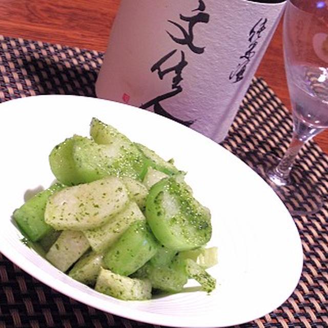 梨とりゅうきゅうのジェノベーゼ、枝豆酒蒸し、秋刀魚の肝ホイル焼き、鰹のこぼれ寿司