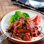 ♡きのこソースハンバーグ♡【#簡単レシピ#ひき肉#お弁当#作り置き】
