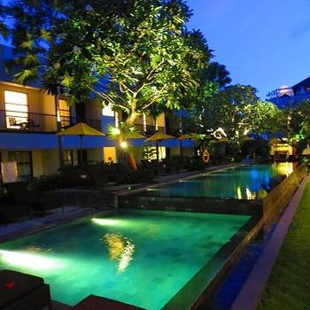 <バリ島旅行記―2016>Amadea Resort HotelとUltimo