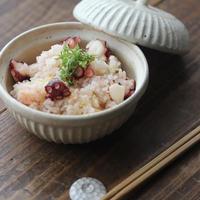 ■【ヤマキだし部】生姜たっぷりたこ飯♪