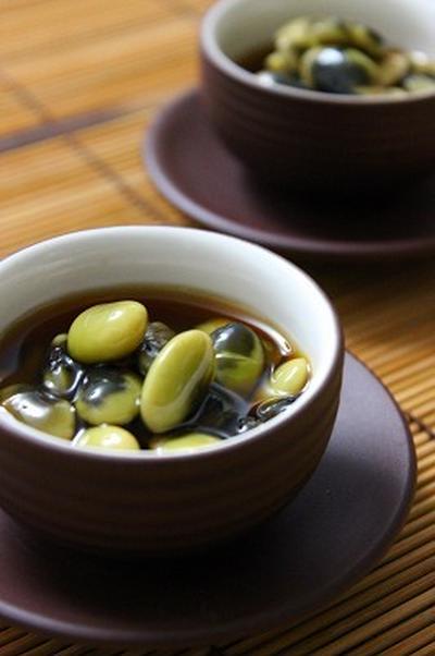 マイブーム ひたし豆
