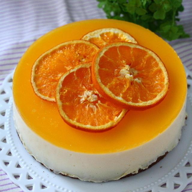 爽やかな甘さ♪清見オレンジのケーキ