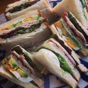 いろいろサンドイッチ