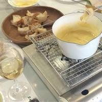 フランス産チーズ「コンテ」de 絶品チーズフォンデュを味わおう♪