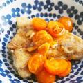 メカジキのソテー♪プチトマトソースでさっぱり【518円主菜☆】