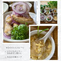 本日のオススメ^^☆メカジキのソテー!冬瓜の中華スープ!