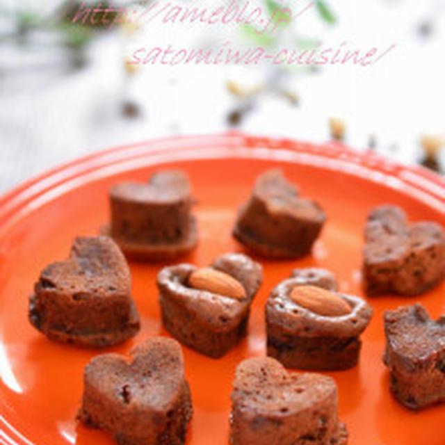 子供と一緒にチョコ作り♪レンジで作れる!ドライフルーツとアーモンドの一口チョコ♡