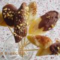 パリパリチョコバナナアイス by 大石亜子(あこ)さん