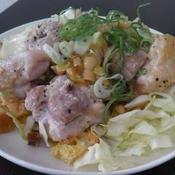 チキン・ブレッドサラダ