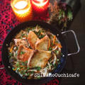秋の味覚たっぷり♪簡単!おもてなしにも♪ 秋鮭ソテー キノコとレンコンの秋のジャポネソース