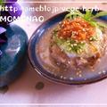 とろーりキムチ ふっくら蓮根団子のスープ