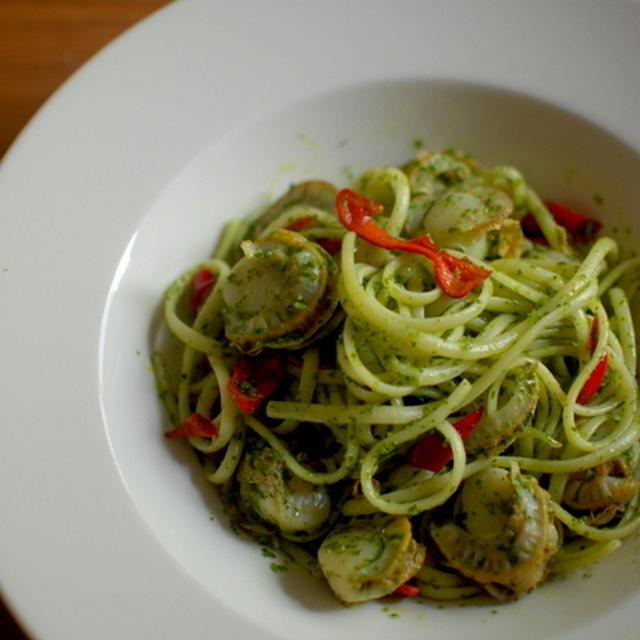 セロリの葉のジェノベーゼ~Celery Pesto~