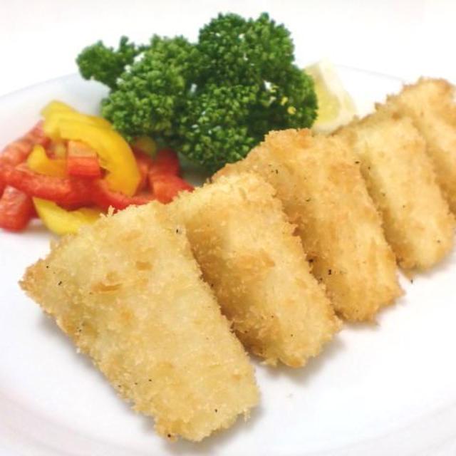 塩豆腐カマンベールフライ