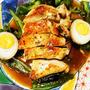 鶏むね肉のサクッと美味しいみりん酢焼き
