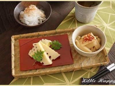 >中華風味のタケノコ炒め(レシピ) by little happyさん