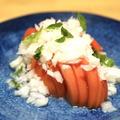 トマトと玉ねぎサラダ☆