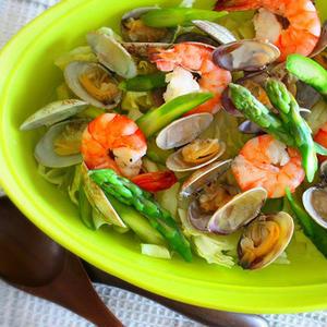 【レンジで3分半】「温野菜サラダ」を水っぽくさせないコツって?
