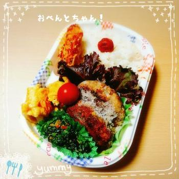 ★6月5日(月)~11日(日)豆腐ハンバーグ弁当 その他