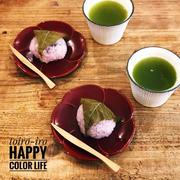 桜餅と、今日のレシピ