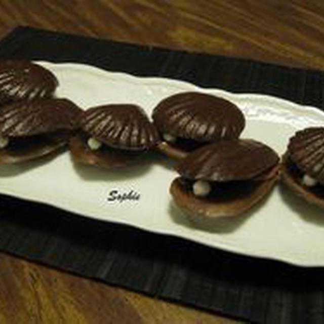 チョコレート・マドレーヌ