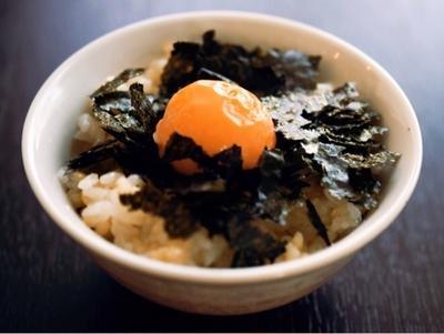 【冷凍卵かけご飯】ずっと憧れの〜