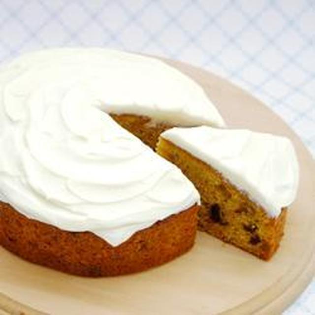 キャロットケーキチーズケーキ