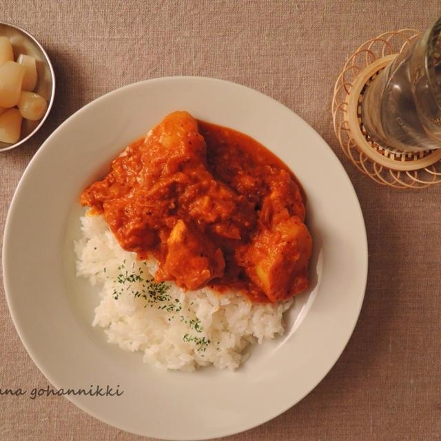 Chicken masala。