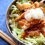 胃袋つかむがっつりご飯!「鶏もも肉×丼」の絶品レシピ