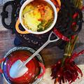 ドレッシングでご馳走オニオングラタンスープ  簡単ですっごく美味しい 身体の中からぽっかぽか
