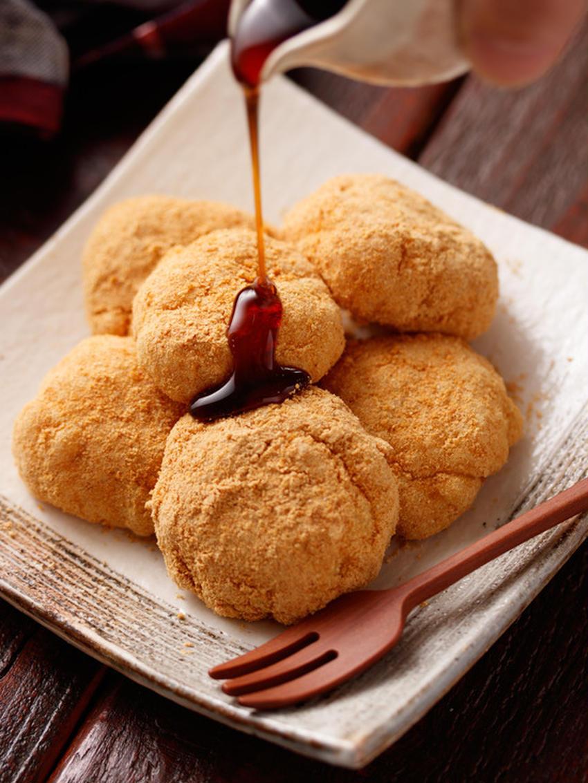 もっちりヘルシー♪「豆腐×片栗粉」で作る簡単おやつ