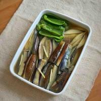 【ヤマキだし部】野菜の焼きびたし ふたたび