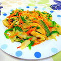 炒めすぎないがポイント「野菜炒め」 by アレックスさん