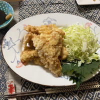 大分の郷土料理 鶏肉の天ぷら とり天