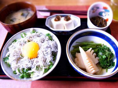 >タケノコとセリの煮浸し & 夜はロカボで糖質制限 by マムチさん