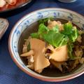 お節から繋がる食:鮑と筍の炊き込みご飯
