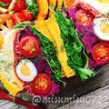 【レシピ動画】南瓜食パンで紫芋と生ハムのわんぱくサンド by Misuzuさん