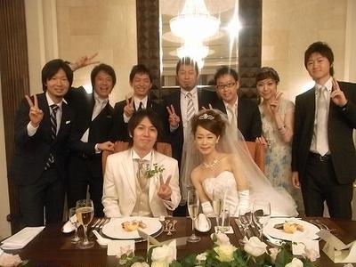 元ドリコムズで大好きな同期の基と杏奈ちゃんの結婚式に行ってきました!【中編】「目黒雅叙園」@目黒