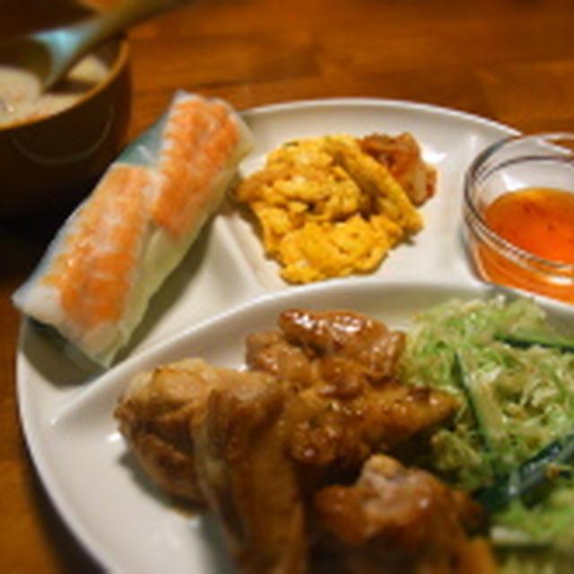 焼酎にピッタリ!鶏もも肉の柚子胡椒風味。