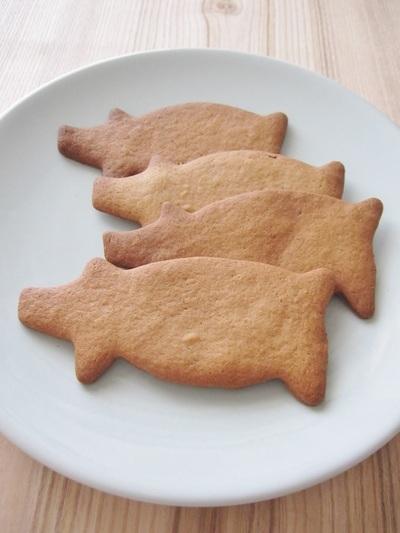 スウェーデンのスパイスクッキー