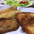 アジフライ・チキンカツ・豚肉のミルフィーユカツ&チューリップ♪