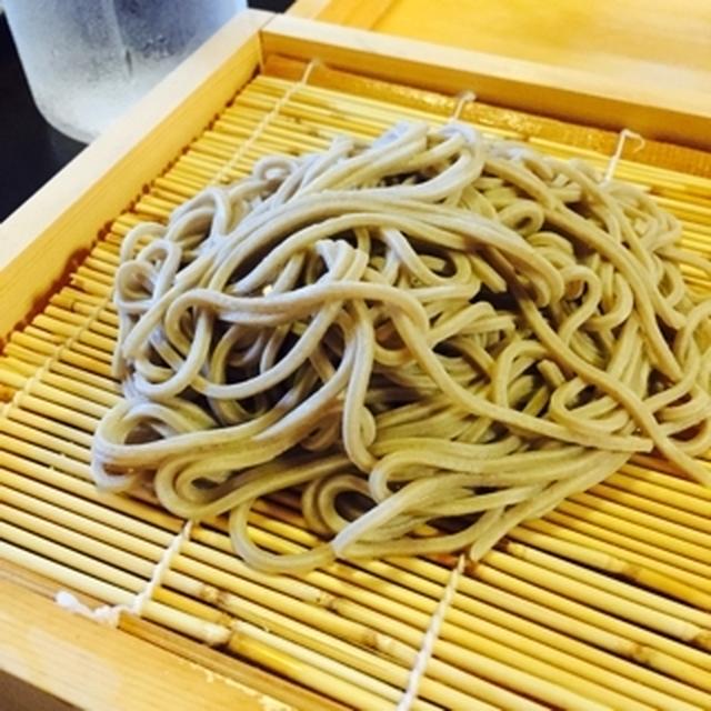 岡本 蕎麦 曽呂利