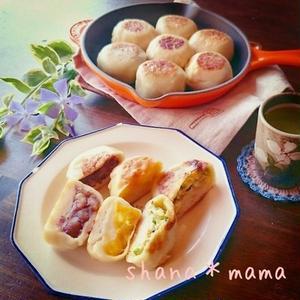 家族団らんのおやつに♪お茶との相性抜群な甘〜い「おやき」レシピ