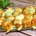 合否発表 メンイはトースターで簡単!厚揚げの味噌チーズ焼きとキムチチーズ焼き 簡単いちごケーキ
