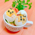 【ヘルシー】マヨネーズのいらない黄色いポテトサラダ