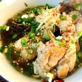 もずく入り麻油鶏。 by Misuzuさん
