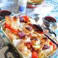 4種のペパーミックスが効いてるねー! トースターでほっとくだけ おもちと豊菜野菜のペパー焼き - スパイス大使 × 豊菜JIKAN - by 青山 金魚さん